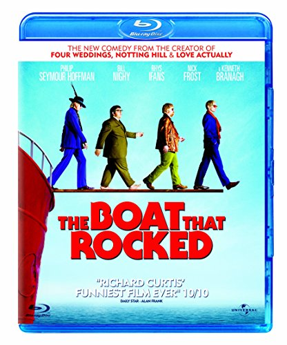 The Boat That Rocked [Blu-ray] [UK Import]