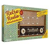 FRANZIS Retro-Radio-Adventskalender 2019   In 24 Schritten zum eigenen UKW Radio   Ab 14 Jahren
