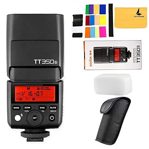 Godox TT350S 2.4G HSS 1 / 8000s TTL GN36 Kamerablitz Speedlite für Sony Spiegellose Digitalkamera