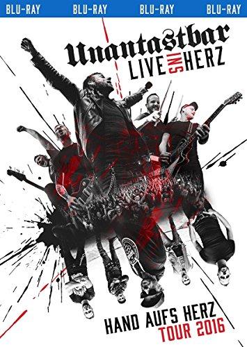 Unantastbar - Live ins Herz (LTD. Erstauflage inkl. USB-Stick) [Blu-ray]