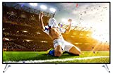 Telefunken XU65A401 165 cm (65 Zoll) Fernseher (Ultra HD, Triple Tuner, Smart TV)