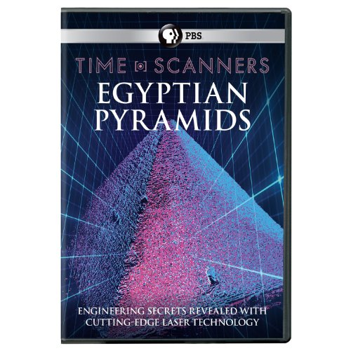 Time Scanners: Egyptian Pyramids [DVD] [Region 1] [NTSC] [US Import]