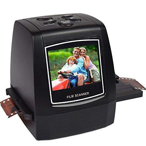 Express Panda Hohe Auflösung 22 MP 110 135 126 KPK Digitale Negativ-Film Slide Scanner