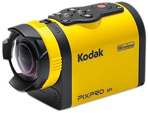 Kodak Full HD 1080p Action Kamera gelb/schwarz