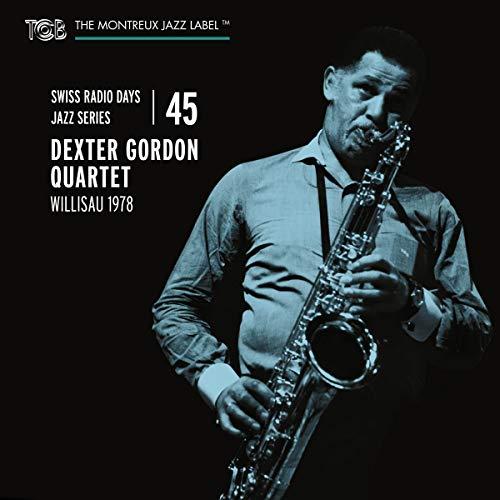 Swiss Radio Days Jazz Series Vol.45/Dexter Gord