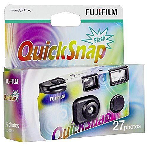 Fujifilm QuickSnap VV EC Flash Einwegkamera