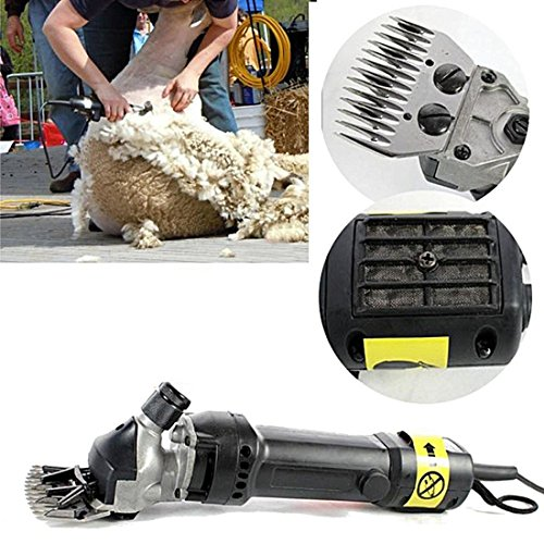 Mar-Pol Schafschere 550W Schermaschine Schafe Elektrische Schafschermaschine Schaf