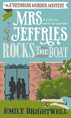 Mrs Jeffries Rocks The Boat