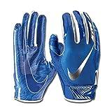 Nike Vapor Jet 5 American Football Handschuhe - Game Royal - large