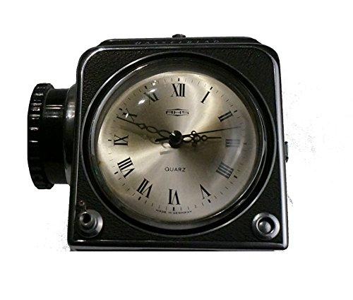 HASSELBLAD 500 C Gehäuse mit Uhr mit Quartz Uhrwerk Germany