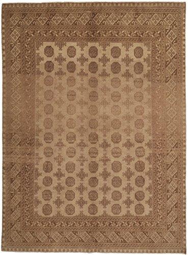 CarpetVista Afghan Teppich 191x271 Orientalischer Teppich