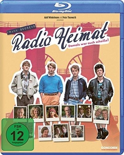 Radio Heimat [Blu-ray]