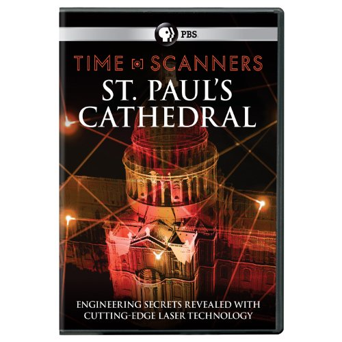Time Scanners: St Paul's Cathedral [DVD] [Region 1] [NTSC] [US Import]
