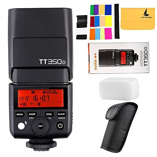 Godox TT350o 2.4G HSS 1/8000s TTL GN36 Kamerablitz Speedlite für Olympus/Panasonic spiegellose Digitalkamera