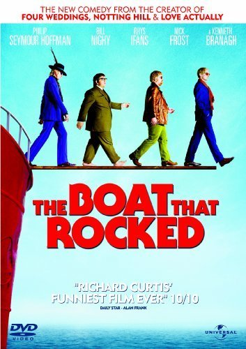 Radio Rock Revolution / The Boat That Rocked ( Good Morning England ) [ UK Import ]