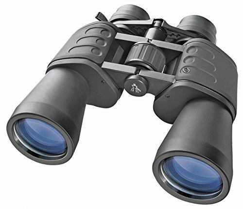 Bresser Zoom Fernglas Hunter 8-24x50 mit verstellbarem stufenlosen Zoom-Bereich von 8-24x und Stativanschlussgewinde, inklusive Tasche und Tragegurt