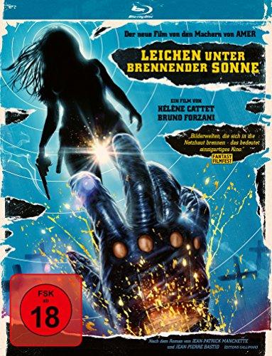 Leichen unter brennender Sonne - Mediabook [Blu-ray]