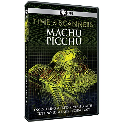 Time Scanners: Machu Pichu [DVD] [Import]