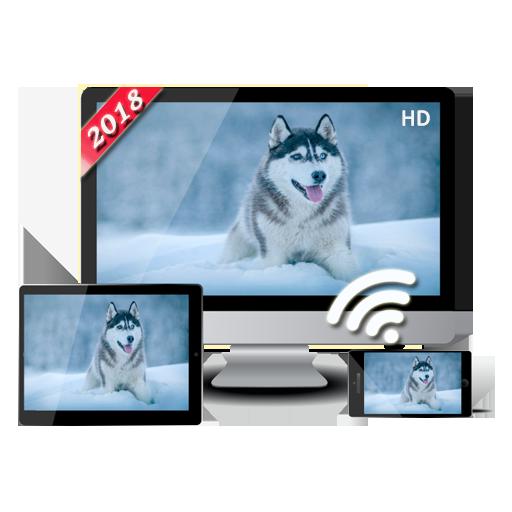 Miracast Display Screen